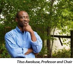 Titus Awokuse